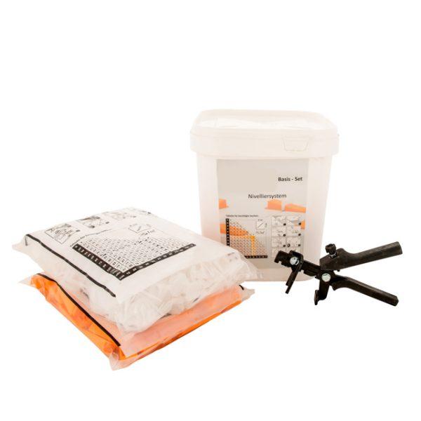 Tegel Levelling Systeem Basic - Starters Kit - 1 mm t/m 3 mm